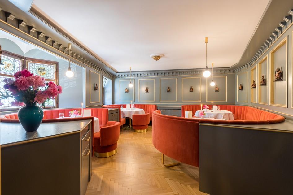 Ristorante gourmet Apostelstube • Hotel Elephant   Alto Adige